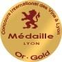 Concours Lyon - Médaille Or 2017
