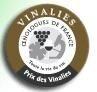 Prix des vinalies 2016